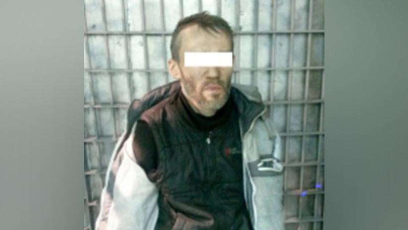 Detienen en Rusia a un asesino en serie con 22 años de actividad criminal