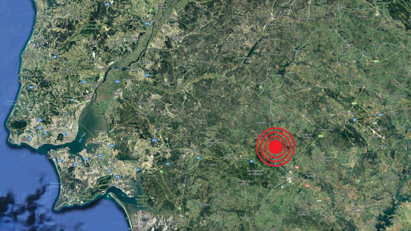 Terremoto de 4,9 en España y Portugal