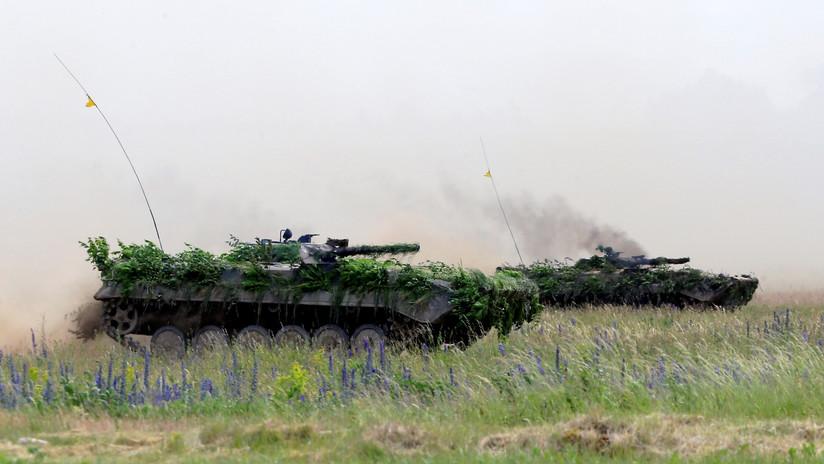 Voladoras e inteligentes: Las modernas minas antitanque que reforzarán al Ejército ruso