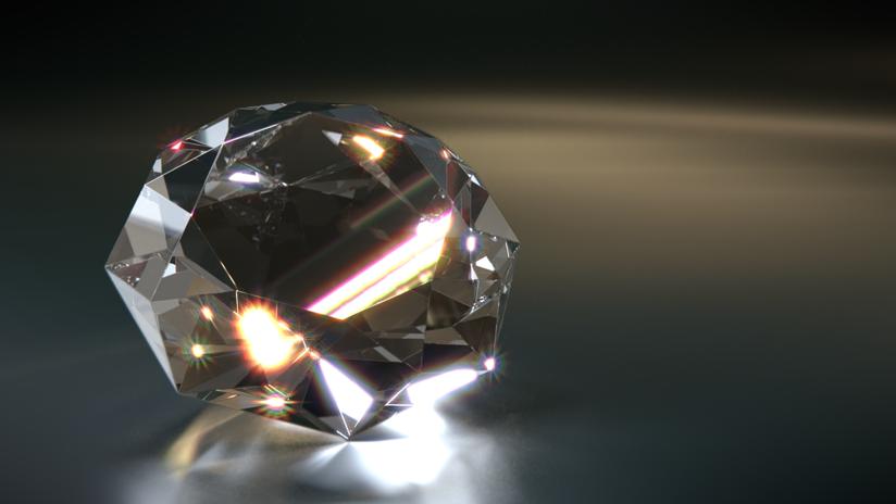 Hallan uno de los diamantes más grandes de la historia, valorado en 40 millones de dólares (FOTO)