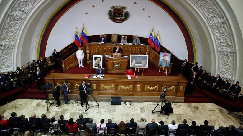Maduro presentará este lunes Memoria y Cuenta ante la ANC