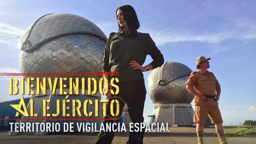 Territorio de vigilancia espacial - ¡Bienvenidos al Ejército! (E10)