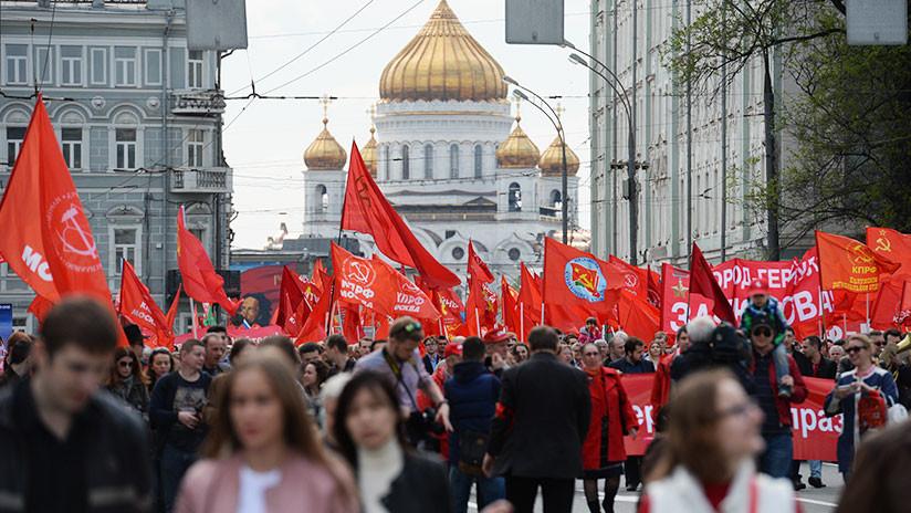 Putin equipara el comunismo al cristianismo y el cuerpo de Lenin a las reliquias