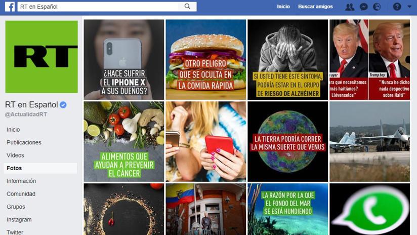 Hasta que el algoritmo nos separe: 7 maneras de ver el contenido de RT tras los cambios en Facebook