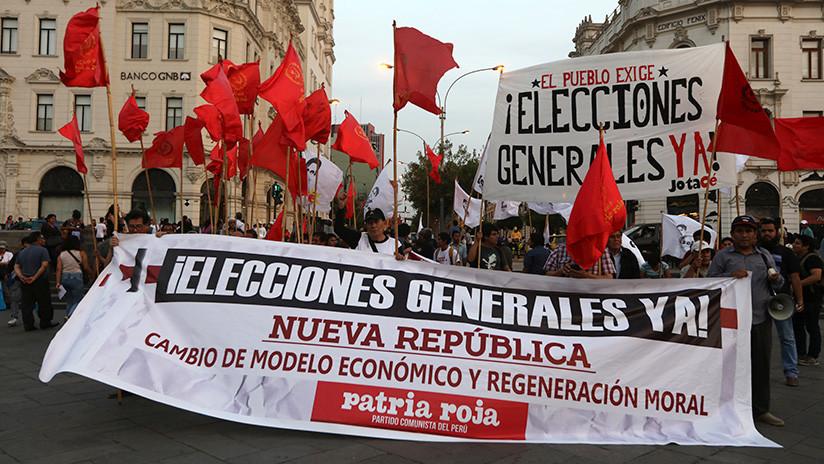 Partido Comunista del Perú niega complot con Corea del Norte