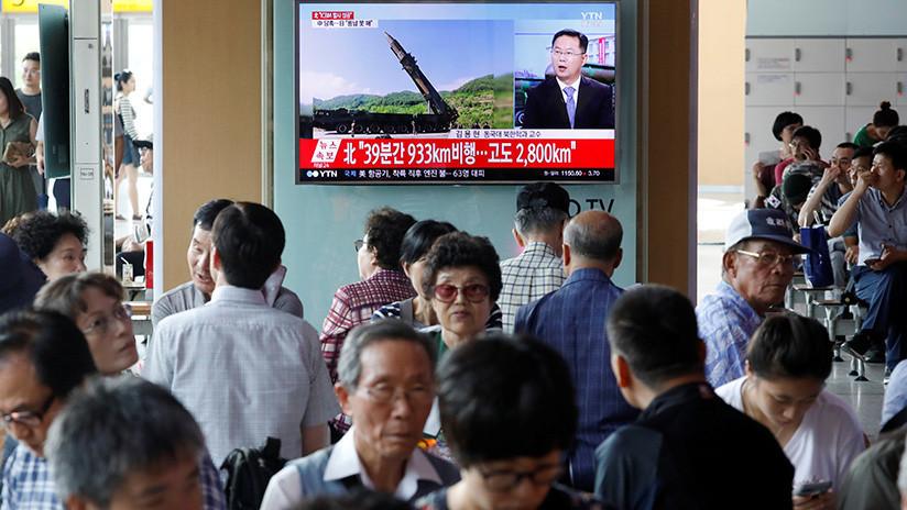 Japón se prepara para evacuar a sus ciudadanos de Corea del Sur en caso de un ataque de Pionyang