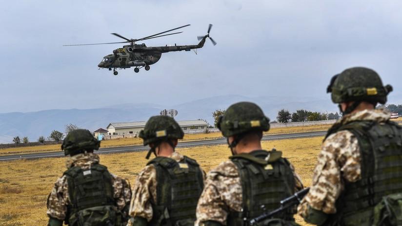 """Pentágono: """"No hay un solo aspecto militar de Rusia que no haya sido recientemente modernizado"""""""