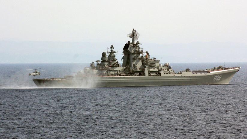 Revelan el plazo en que Rusia dotaría a sus cruceros de los nuevos misiles hipersónicos Tsirkón