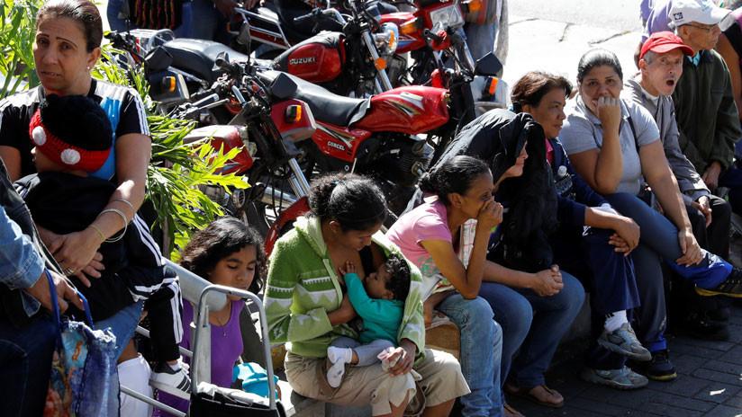 ¿Qué hay detrás del 'canal humanitario' que pide la oposición venezolana?