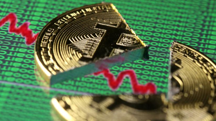 Temporada de caídas: El bitcóin se deprecia un 20% en menos de tres horas