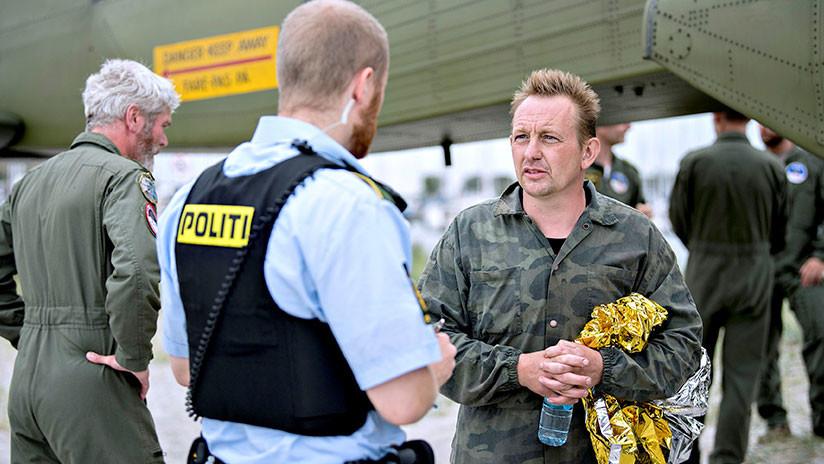 Pena máxima: acusan formalmente a un inventor danés de matar y descuartizar a una periodista sueca