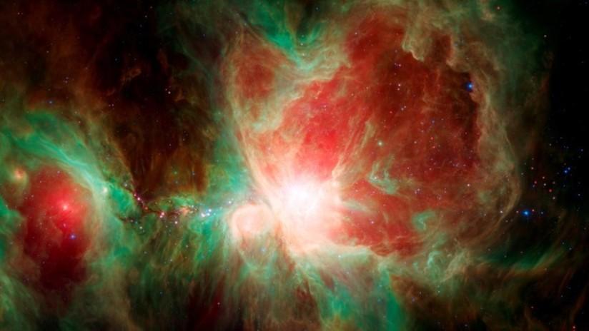 Así es el viaje en 3D por la nebulosa de Orión