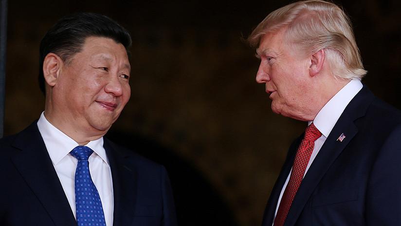 Trump: Déficit comercial con China sigue creciendo y