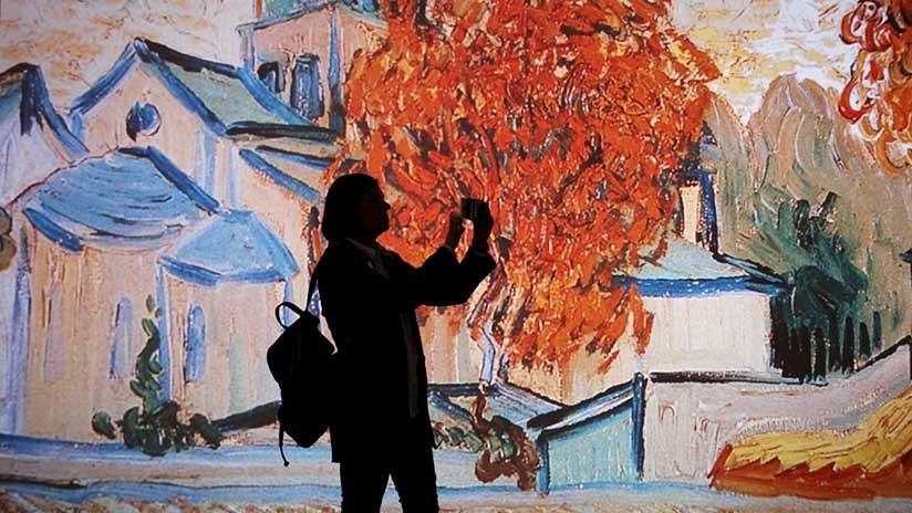 'La colina de Montmartre': descubren dos nuevos dibujos de Van Gogh