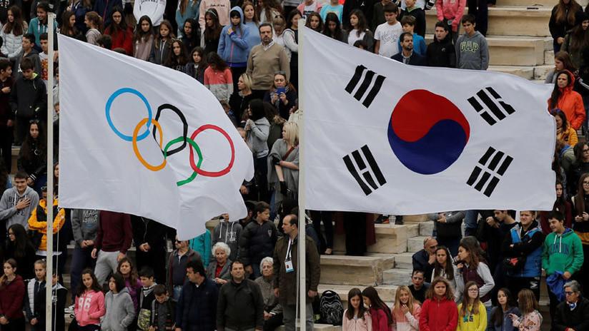 El COI se reunirá para analizar la participación de Corea del Norte en Pyeongchang 2018