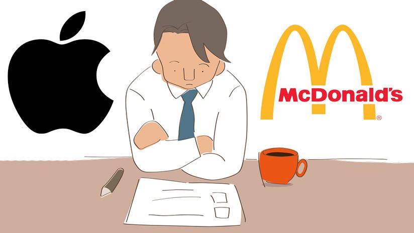 Los programadores de Apple ganan más que McDonald's