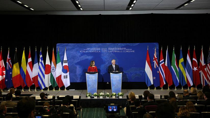 20 Estados acuerdan considerar la imposición de sanciones adicionales a Corea del Norte