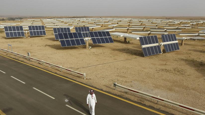 Arabia Saudita quiere desarrollar energías renovables por valor de 7.000 millones de dólares en 2018
