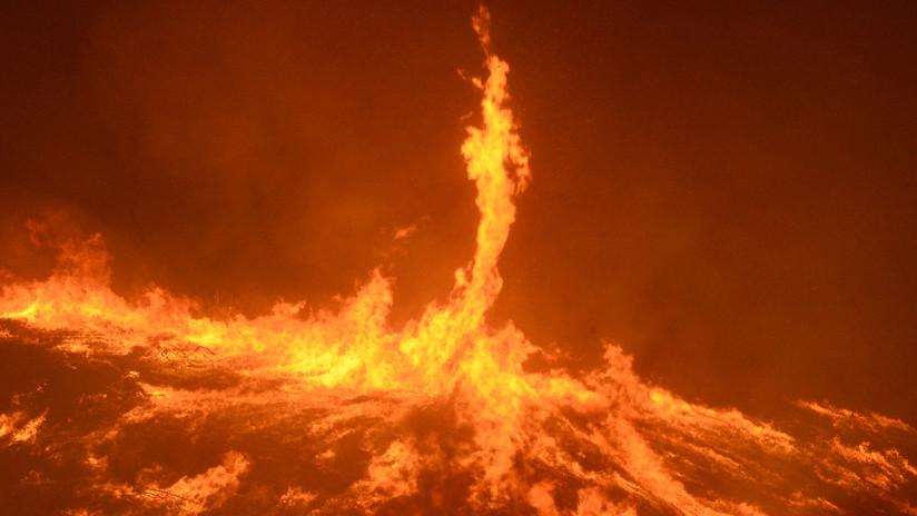 Tornados de fuego: ¿En qué consiste este raro y feroz fenómeno? (VIDEO)