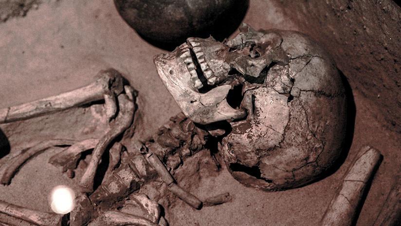 Hallan 33 cráneos humanos en el oeste de México