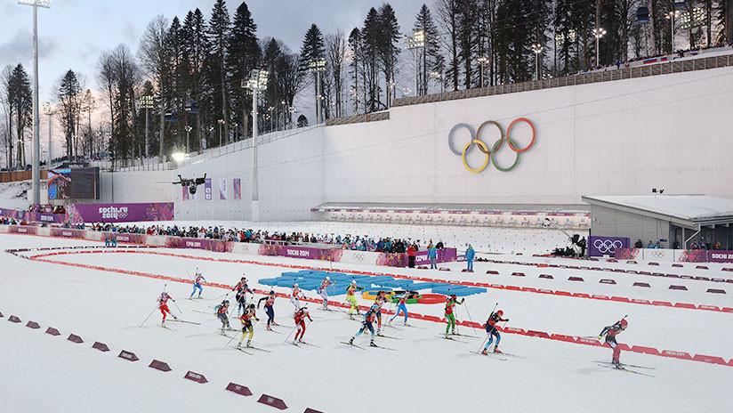 Rusia: Hay pruebas que refutan el testimonio sobre dopaje en Sochi en 2014