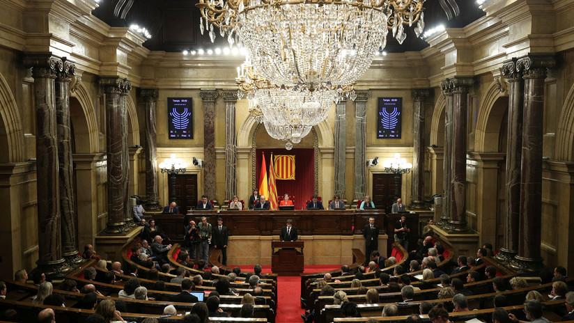 Roger Torrent, de ERC, elegido nuevo presidente del Parlamento de Cataluña