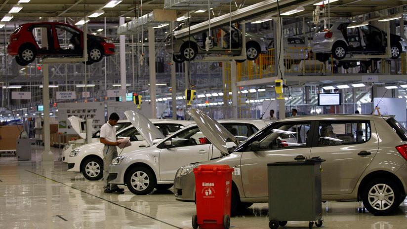 Estos son los 10 automóviles más robados en México