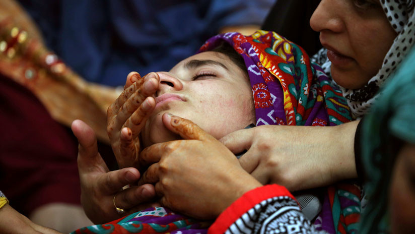 FUERTE VIDEO: Una mujer se suicida tres días después de perder a su marido