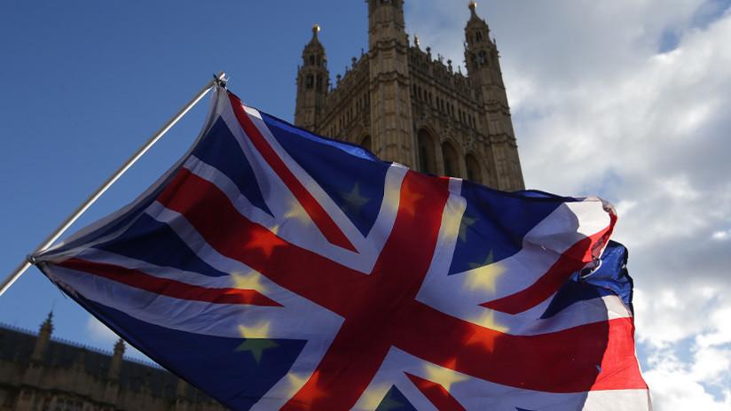 La Cámara baja del Parlamento británico aprueba la ley del 'Brexit'