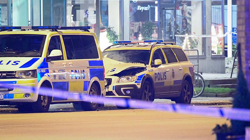 Se reporta una explosión masiva en una estación de Policía en la ciudad sueca de Malmo