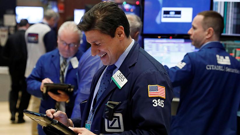 El Dow Jones cierra jornada con un récord histórico