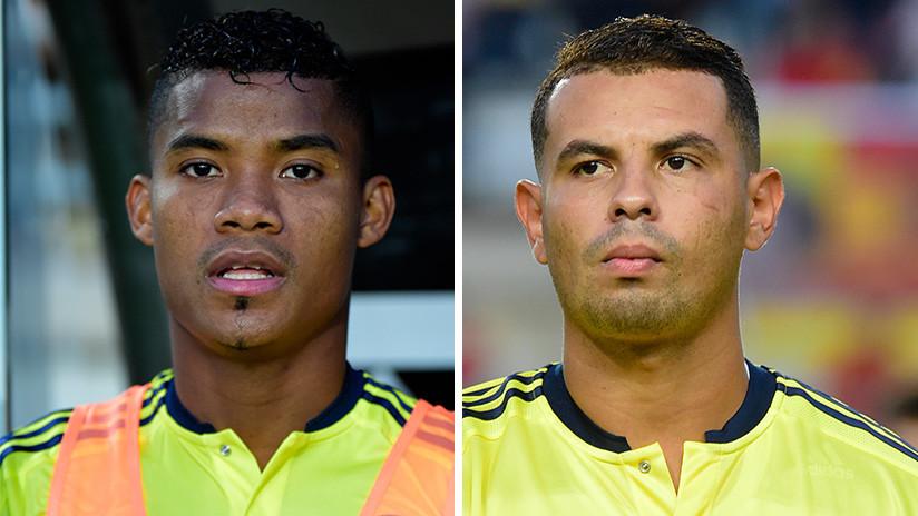 ¿Fuera del Mundial? Los colombianos Edwin Cardona y Wilmar Barrios, suspendidos por el Boca Juniors