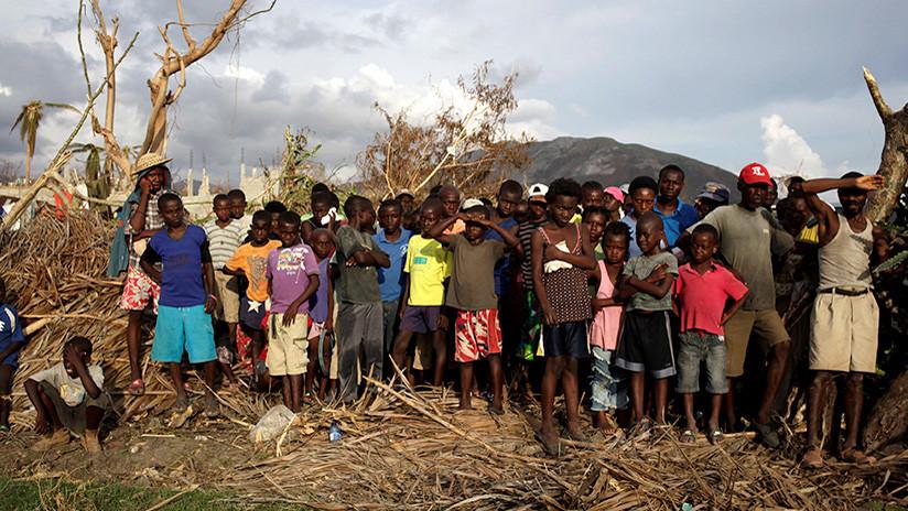 La administración Trump prohibe otorgar visados de trabajo 'poco calificado' a los haitianos