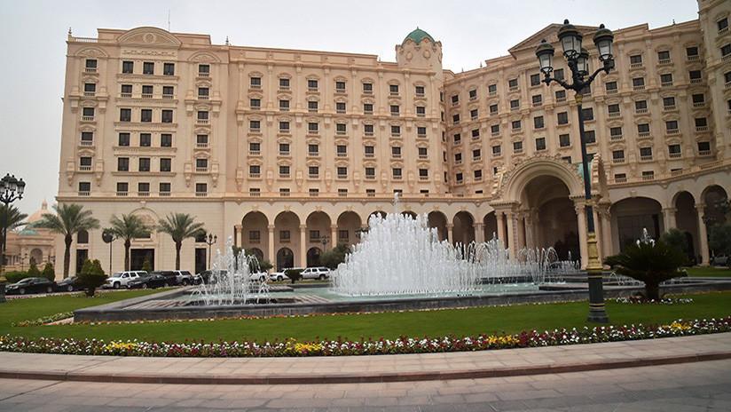 El hotel Ritz Carlton de Riad, la 'prisión' más lujosa del mundo, vuelve a abrir sus puertas