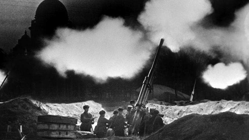Sitio de Leningrado: La heroica lucha de supervivencia de sus habitantes, en imágenes
