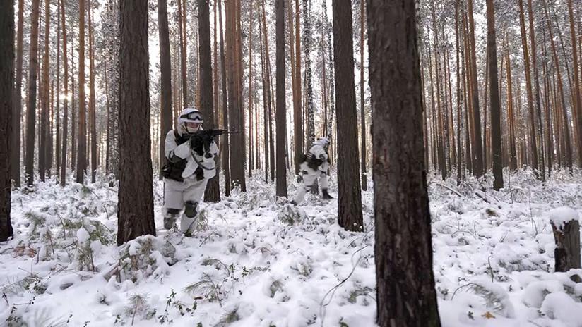 VIDEO: Maniobras intensivas de la Fuerza de Misiles Estratégicos rusa con sistemas Tópol y Yars