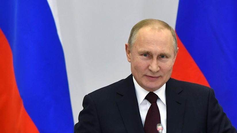 Las cosas que más desagradan a Vladímir Putin