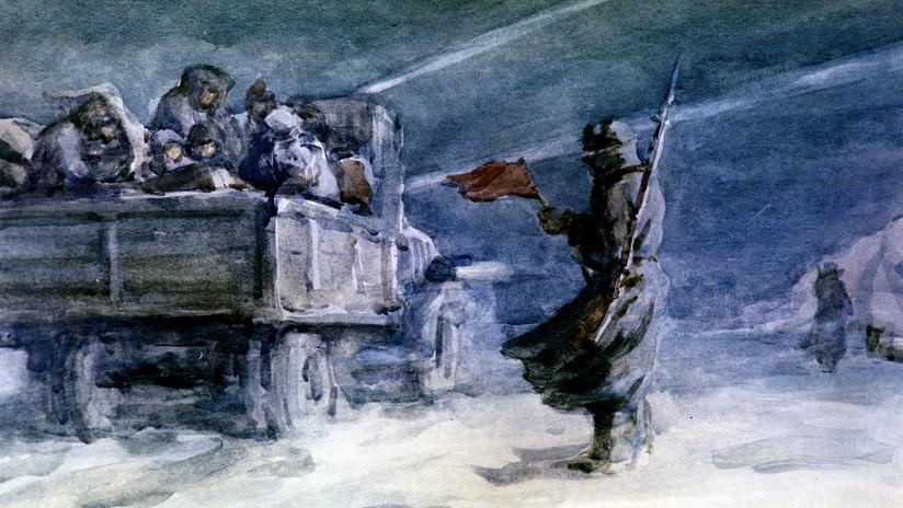 """""""Que la Chispa prenda fuego"""": ¿Cómo se rompió el sitio de Leningrado?"""