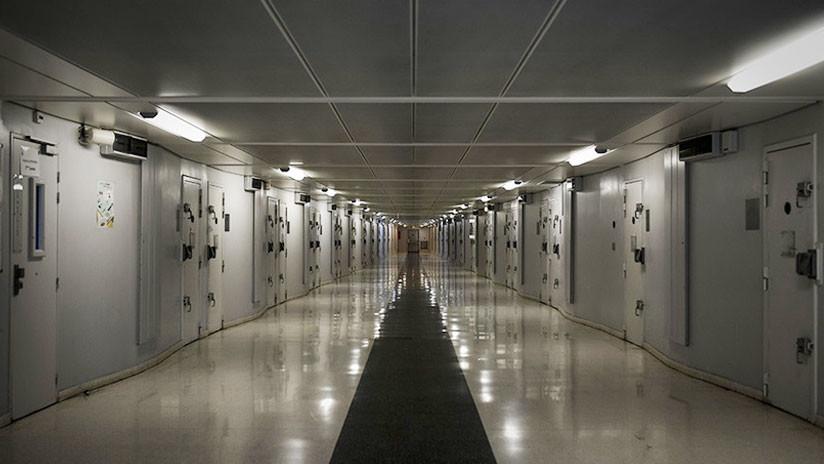 Más de un centenar de reclusos se niegan a regresar a sus celdas en una cárcel de Francia