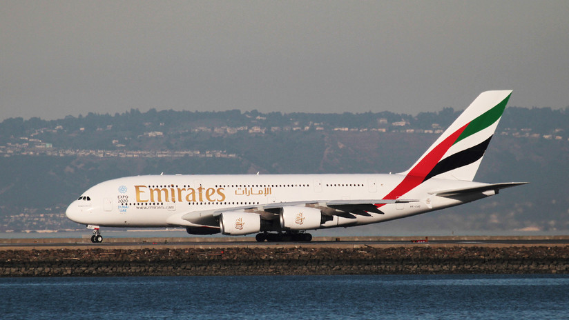 Emirates salva A380 de Airbus con pacto de 16.000 millones