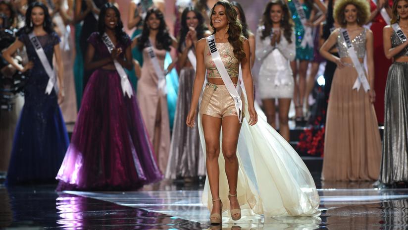Miss Perú Universo 2016 lucha por su vida a causa de una misteriosa enfermedad