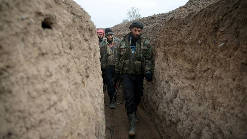 Lavrov: Los terroristas en Siria e Irak tienen tecnologías para crear armas químicas