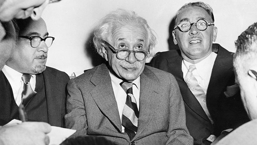 """""""El 90 % de las frases atribuidas a Albert Einstein son falsas"""""""