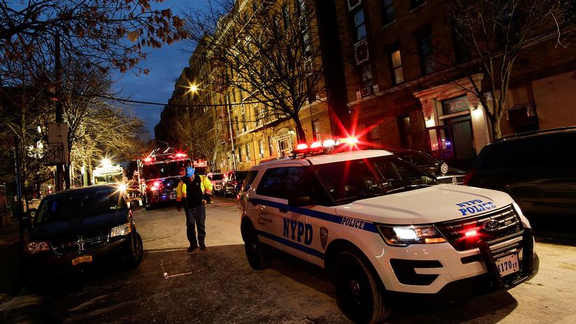 Registran disparos en un concierto de música rap en Nueva York (VIDEO)