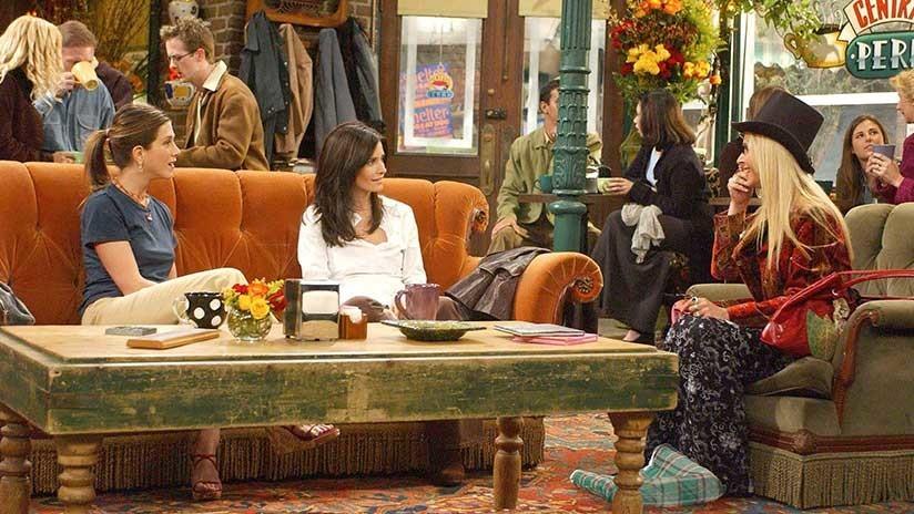 """Los 'millennials' se lanzan contra 'Friends' por incitar a """"la homofobia y la misoginia"""""""