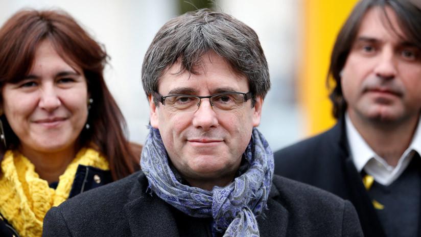 El parlamento catalán propone como presidente a Puigdemont