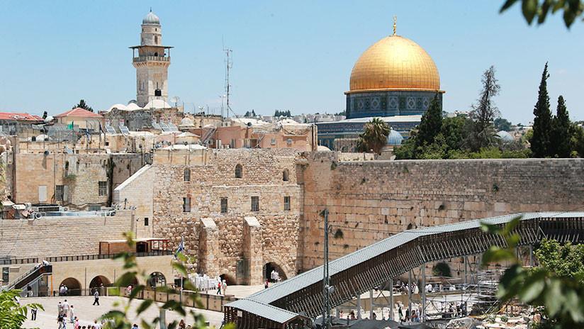 Medios revelan la fecha de transferencia de la embajada de Estados Unidos de Tel Aviv a Jerusalén