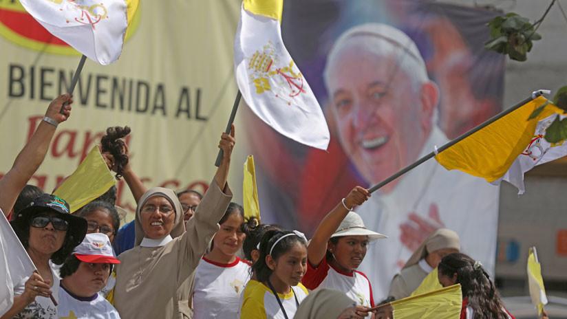 El papa Francisco en América Latina: ¿La Iglesia se reconcilia con los pueblos originarios?