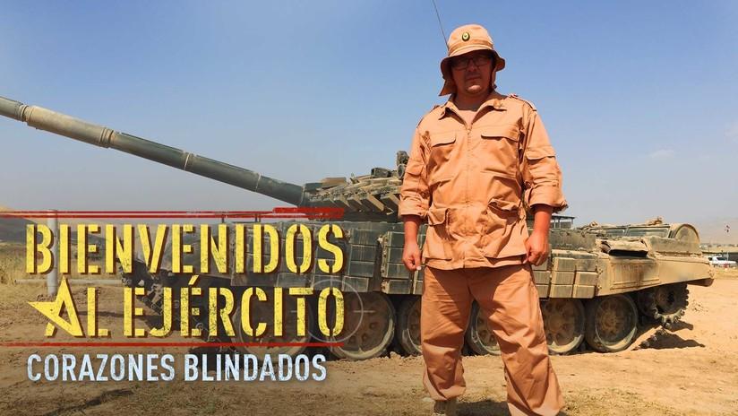 Corazones blindados - ¡Bienvenidos al Ejército! (E12)