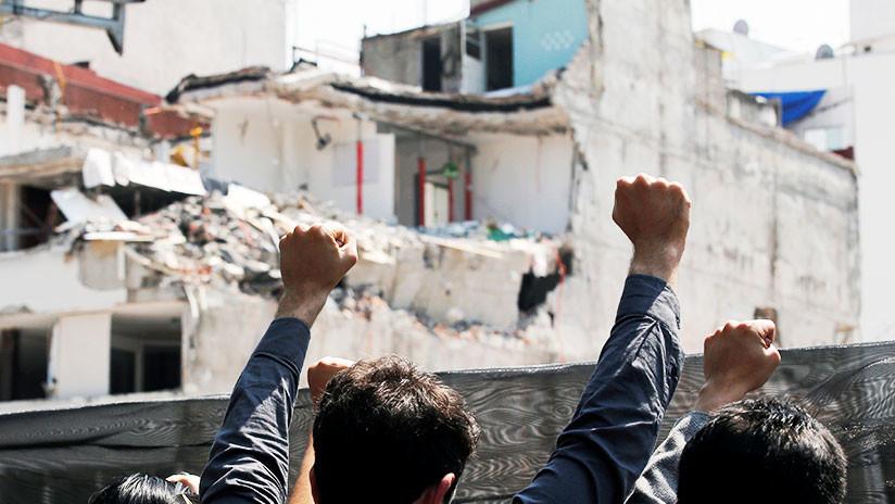 Cuatro meses después del sismo: La capital mexicana avanza entre esfuerzos y críticas